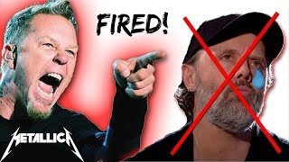 Kirk Hammett CONFIRMS Metallica Considered FIRING Lars Ulrich!