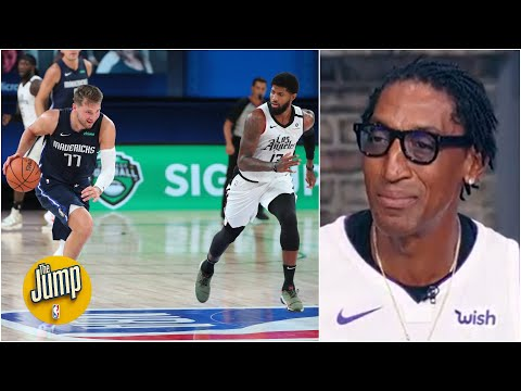 Luka Doncic is dominating Paul George – Scottie Pippen | The Jump