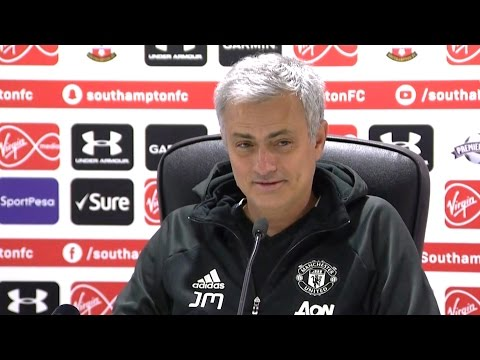 Southampton 0-0 Manchester United - Jose Mourinho Full Post Match Press Conference
