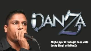 Mujhe Pyar Ki Zindagie Dene Wale   Lucky Singh   DanZa wmv   YouTube