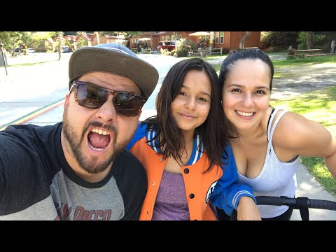 Family camping adventure!