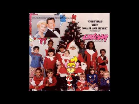 Little Christmas Tree (Rare Christmas Song By Debbie Reynolds and Donald O'Connor)