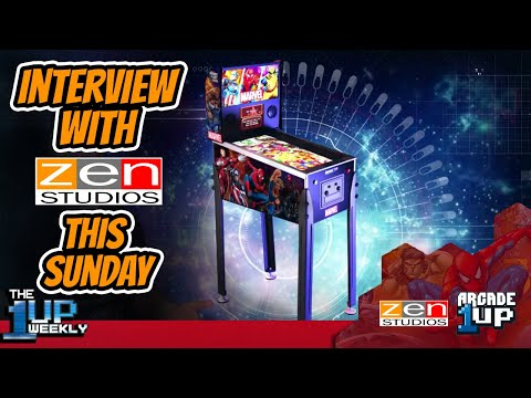 The 1up Weekly - Ask your Arcade1up Pinball Questions here! from The1upWeekly