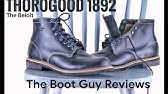 897efea8863 Is Thorogood's 1892 Dodgeville Boot the New Iron Ranger? (REVIEW ...