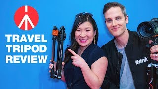 Lightweight Travel Tripod Review —  Manfrotto Befree Advanced for Sony Alpha Cameras