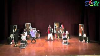 مسرحية نورمال يالحجاج لمديرية الخدمات الجامعية سطيف الهضاب