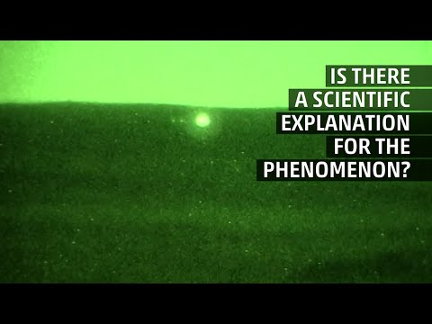 The Mysterious Lights of Marfa, Texas.