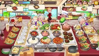 Cooking Adventure - Tteokbokki House Master Level 2 - Full Upgrade screenshot 3