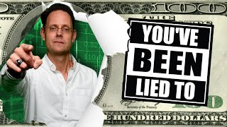 YOU'VE BEEN LIED TO ABOUT MONEY & STOCK MARKET INVESTING (The Dividend Investing Truth)