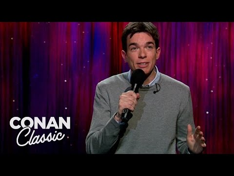 """John Mulaney's Favorite Thing About """"Law & Order"""" - """"Late Night With Conan O'Brien"""""""
