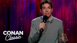 "John Mulaney's Favorite Thing About ""Law & Order"" - ""Late Night With Conan O'Brien"""