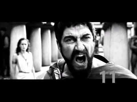 300 (2006) Carnage Count