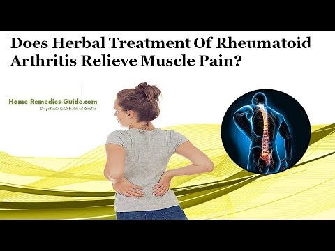 does-herbal-treatment-of-rheumatoid-arthritis-relieve-muscle-pain?