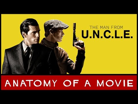 The Man From U.N.C.L.E. (Henry Cavill, Armie Hammer) | Anatomy of a Movie