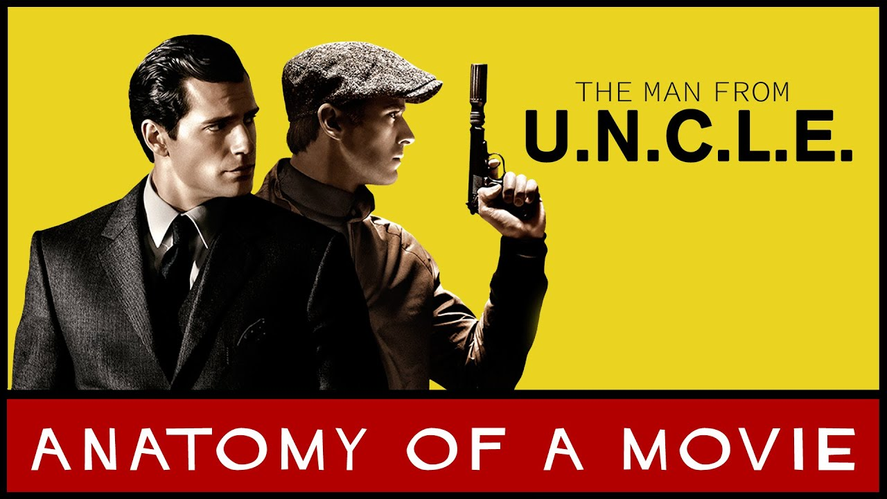 The Man From Uncle Henry Cavill Armie Hammer Anatomy Of A