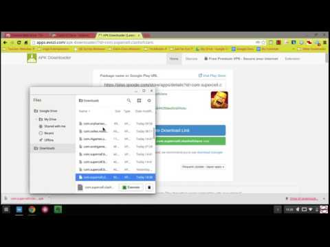 How To download and play Clash Of Clans On Google Chrome !!!