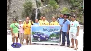 Special Feature - Isuzu D-Max Test Drive to Anvaya Cove, Subic