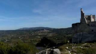Video Marquis de Sade Castle View - Lacoste, France download MP3, 3GP, MP4, WEBM, AVI, FLV November 2017
