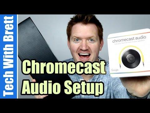 Chromecast Audio Setup | Easiest Way to Upgrade Your Speakers Mp3