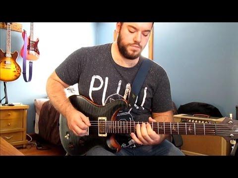 Jon Poulin - Valor (Guitar Lesson)