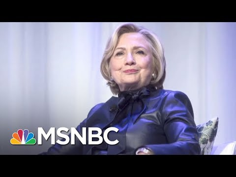 Clinton Foundation Probe: Feds Persecuting President Donald Trump Enemy? | AM Joy | MSNBC