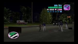 Grand Theft Auto: Vice City.