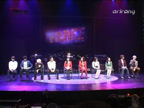 [111110] SNSD Tiffany - Arirang Today Fame Musical Showcase