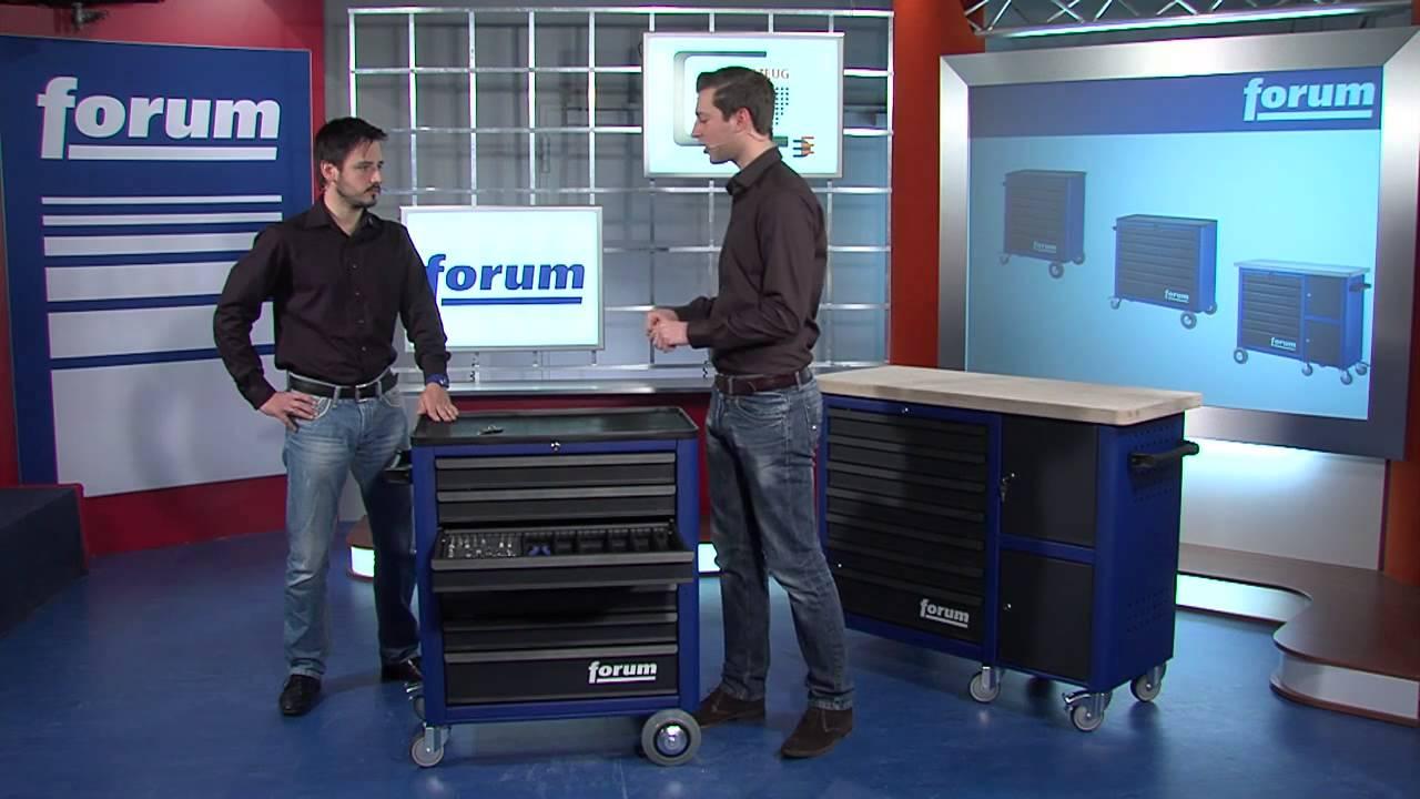 werkzeug tv #57 - werkstattwagen - forum - youtube