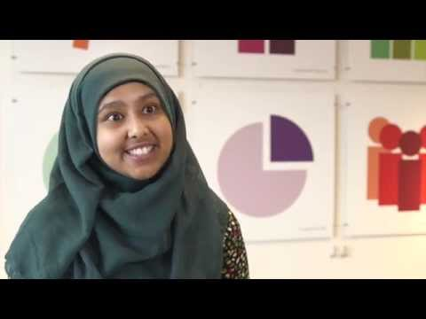 UHY London school leaver video - Tooba