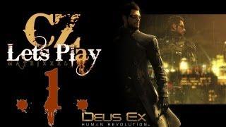 Deus Ex Human Revolution CZ Les Play 1 st od MATRIXXXL Jak dopadlo hlasovn