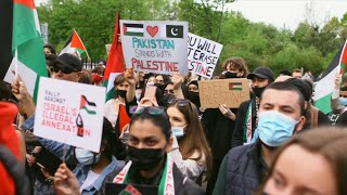 GLOBALink | Pro-Palestinian protests break out all over the world