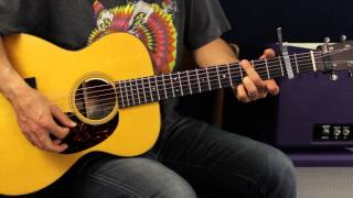 Gambar cover Heartland - I Loved Her First - How To Play On Guitar - Guitar Lesson - Chords