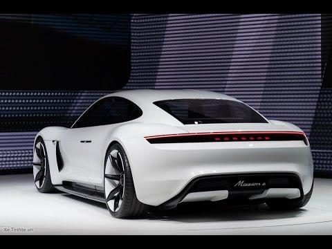 Xe.Tinhte.vn - Porsche Mission E, xe thể thao chạy điện hoàn toàn