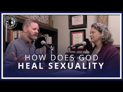 How God Heals Sexuality | Being Satisfied with Jesus
