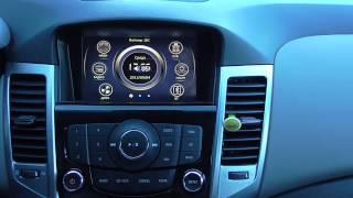 Штатное головное устройство Chevrolet Cruze 2008-2012 Redpower 12045