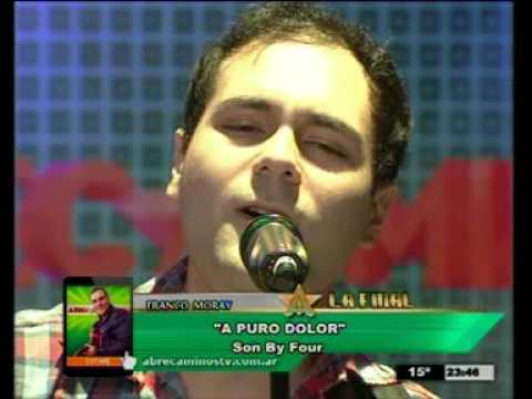 """Download Franco Moray """"A puro dolor"""" - Abrecaminos Sexta Edición """"La Final"""""""