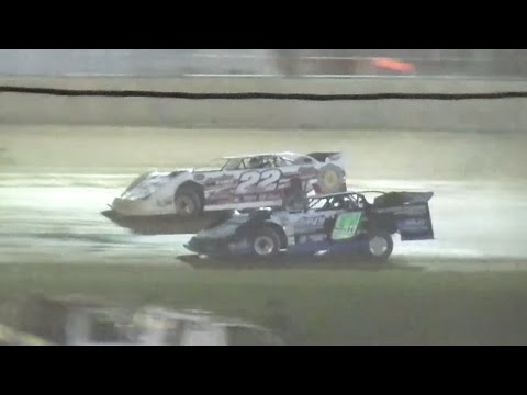 Super Late Model Feature | Little Valley Speedway | 7-3-15