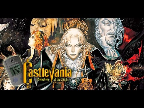 Castlevania Symphony of the Night | MEMORY CARD