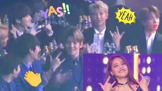 Idols / Celebs react to MAMAMOO (마마무) Solar (솔라) Moments at …