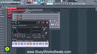Flume Tutorial in FL Studio 12