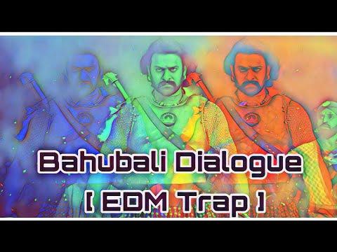 BaahuBali - Dialogue Remix (EDM Trap) Dj SiD Jhansi | MJ EDiTZ