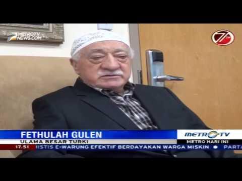 Fethullah Gulen: Kudeta Turki Skenario Erdogan