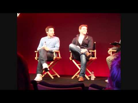 "Allen Leech and Rob James-Collier - Downton Abbey ""Meet The Cast"" Interview 31.10.12 -"