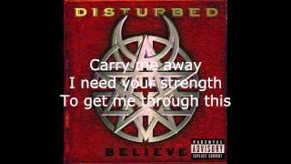 Disturbed - Darkness Lyrics (HD)