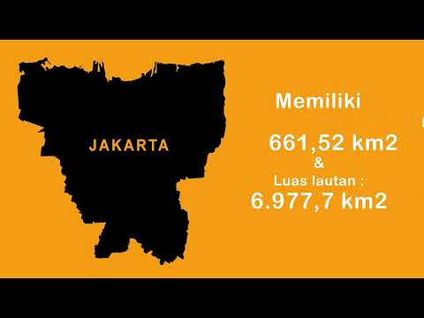 Jakarta, Indonesia motion graphics