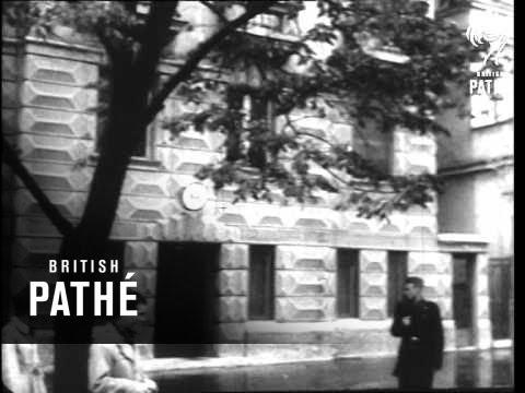 Yugoslav Protest Over Trieste (1953)