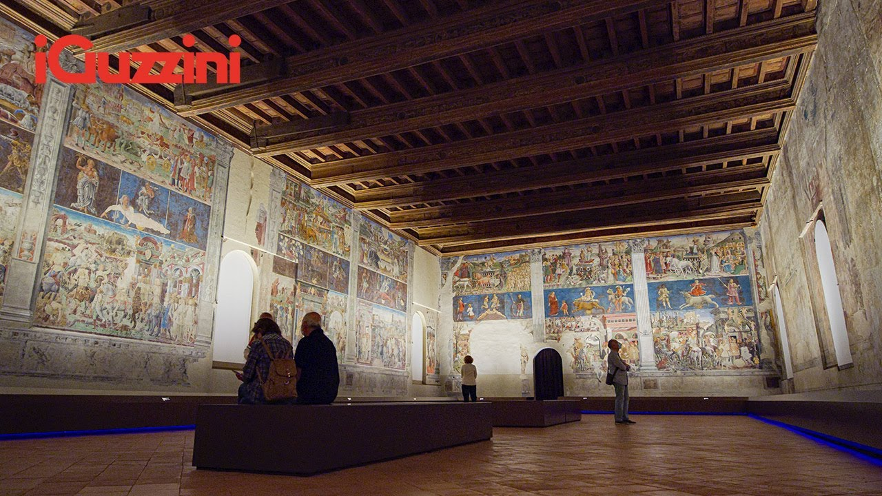 Palazzo Schifanoia | Intelligent Light Solutions in the Hall of the Months | The whole story
