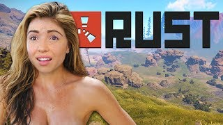 NAKED AND AFRAID!! (Rust)