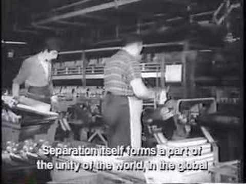 La Société du spectacle - Society of the Spectacle - 1/9