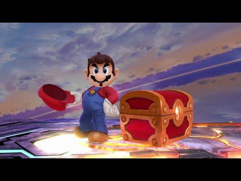 Super Smash Bros. Wii U: Crazy Orders - 30 Turns w/ Mario (Customs Used)